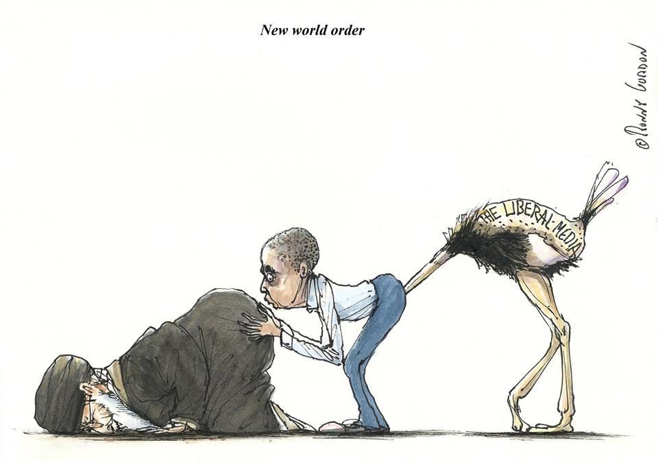 Обама, это был ты!