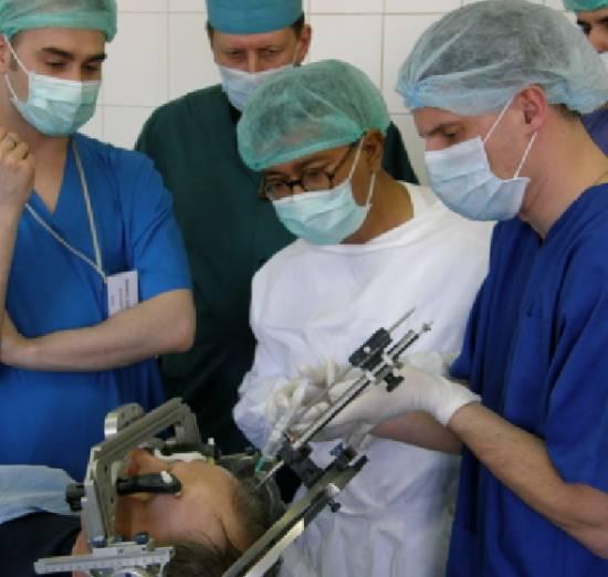Идет операция